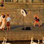Nábřežní momentka, foto: Leoš Drahota