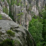 Teplické skalní město