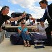 Na šťastnou plavbu, foto: Leoš Drahota