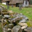Hoslovický mlýn - stodola