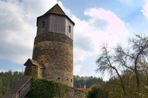 Virtuální návštěva středověkého Posázaví