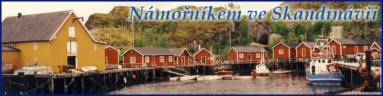Námořníkem ve Skandinávii