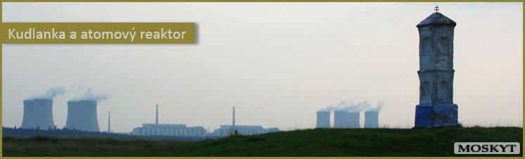 Kudlanka a atomový reaktor