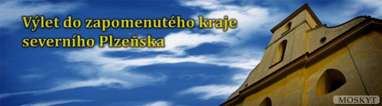 Kostel v Kostelci, severní Plzeňsko