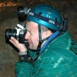 Fotografování v Amatérské jeskyni