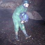 Ve vodách Staré Amatérské jeskyně