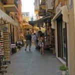 V Chanijských uličkách