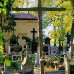 Noutonický hřbitov