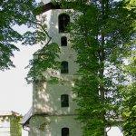 kostel Dobrého pastýře v Podhradí