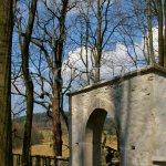 Lučina, Grafenried - hřbitov