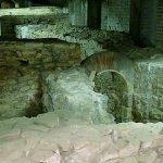 pozůstatky raně středověkého zdiva