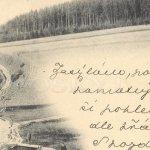 cesta z Malé Věžničky do Polné
