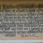Autentický dobový záznam stavitele Honse Vlacha o setkání s duchem na Zvíkově v roce 1597