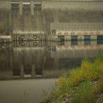 hráz Orlické přehrady