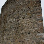 polygonální bateriová věž bašty