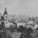 Skoky kolem roku 1900