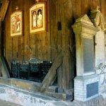 ochoz kolem kostela Panny Marie, Broumov
