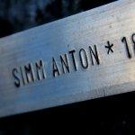Jména obětí na pomníku 2018