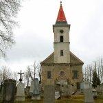 Hřbitov v Horním Polubném