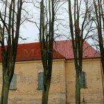 Pattermannovi zapovězený kostel v Horním Polubném