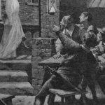 zjevení Bílé paní od Věnceslava Černého