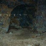Pohled do nitra jeskyně