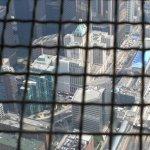 Na CN Tower v Torontu