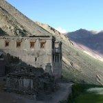 Markha valley trek – stavení uprostřed hor