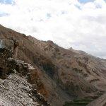 Markha valley trek – klášter na skále