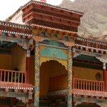 Markha valley trek – klášter Hemis