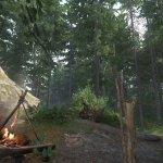 Chalupa bylinkářky uprostřed lesa