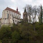 Sázavský klášter v realitě